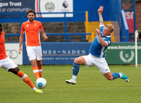 Macclesfield v Blackpool 2017/18 (Friendly)